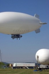 Army Launches 2nd Raytheon-Built Surveillance Aerostat for Missile Defense - top government contractors - best government contracting event