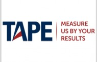 TAPE Awarded $29M Marine Corps Training Support Contract; Louisa Long Jaffe Comments