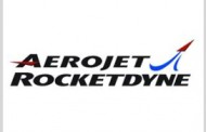 Air Force Selects Aerojet Rocketdyne for Solid Rocket Booster Tech IDIQ