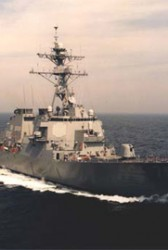 Huntington Ingalls Starts to Build USS Ralph Johnson Destroyer - top government contractors - best government contracting event