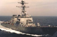 Huntington Ingalls Starts to Build USS Ralph Johnson Destroyer