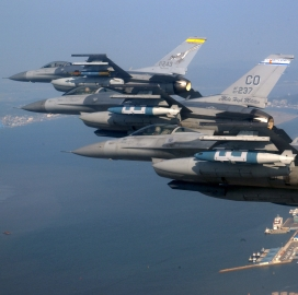 Lockheed to Provide F-16 Targeting Pods for Taiwan Air Force; Marc Nazon Comments - top government contractors - best government contracting event
