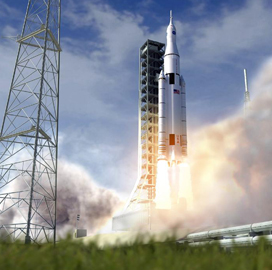 NASA Issues Request for Qualifications for SLS Mobile Launcher 2 Devt Program - top government contractors - best government contracting event