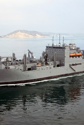 BAE to Dry Dock, Update Navy Ammo Vessel - top government contractors - best government contracting event