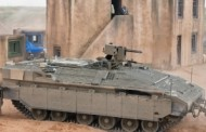 Northrop Picks Z Microsystems for Army Vehicle Display Systems