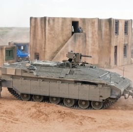 General Dynamics Unit to Supply Marine Corps with Armored Vehicle Upgrade Kits - top government contractors - best government contracting event