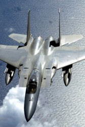 Boeing Gets USAF Contract Modification to Extend F-15 OEM for Saudi Arabia - top government contractors - best government contracting event