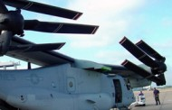 Boeing, Triumph Extend V-22 Tiltrotor Aircraft Support Agreement