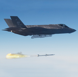 F35 Air Missile