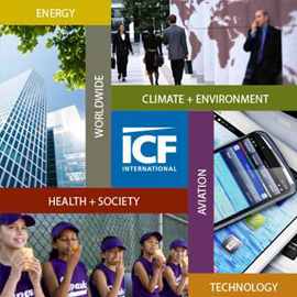 ICF international lines of business