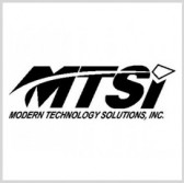 Executive Spotlight: An Interview With Kevin Robinson, President and CEO of MTSI - top government contractors - best government contracting event