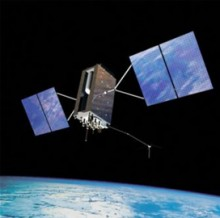 Satellite AirforceGPS