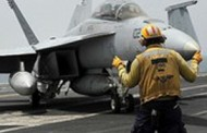 Harris to Update Boeing Super Hornet's Targeting, Image Processing Tech; Ed Zoiss Comments