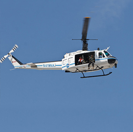 Cambridge Awarded Southcom Helicopter Training Center Services Task Order; Eric Garnier Comments - top government contractors - best government contracting event