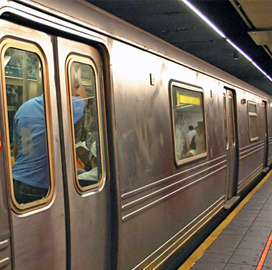 Siemens, Bombardier to Update New York Train Control System; John Paljug Comments - top government contractors - best government contracting event