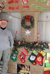 During Holidays, SkyLink Aviation Team in Afghanistan Matches Mix of Cultures With Common Goals - top government contractors - best government contracting event
