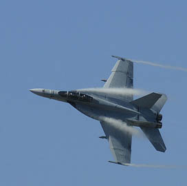 Boeing to Showcase Electronic Attack Hornet Variant at Finnish Air Show - top government contractors - best government contracting event