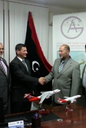"""Global Aviation & Services Group and SkyLink Aviation Agreement Brings 'Western Standards' Aviation Services to """"the New Libya"""" - top government contractors - best government contracting event"""
