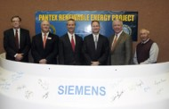 NNSA Receives Final Turbine Blades for Siemens-Built Wind Farm; Judy Marks on Gov't Energy Goals