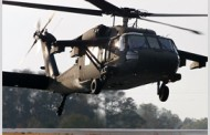 Sikorsky to Overhaul Tail Rotor Blades of Army UH-60 Helicopters