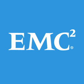 EMC Accepts Eli Lilly and Co. 'Global Supplier Award' - top government contractors - best government contracting event