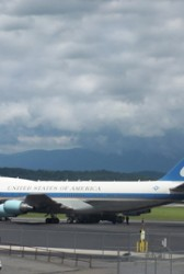 ViaSat to Develop In-Flight Broadband, Comms Services for Air Force One; Ken Peterman Comments - top government contractors - best government contracting event