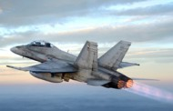 Boeing, L-3 Wrap Up CF-188 Fighter Jet Modifications for Canada