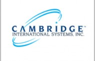 Cambridge to Help FEMA Update Natl Preparedness Integrated Exercise System