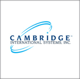 Cambridge to Help FEMA Update Natl Preparedness Integrated Exercise System - top government contractors - best government contracting event
