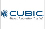 Cubic Receives Additional Order for Army Training Vehicle Systems