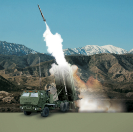 Report: Lockheed-MBDA-Leonardo Team Bids for Germany's Medium Extended Air Defense System Program - top government contractors - best government contracting event
