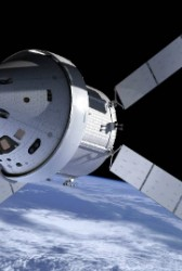 Aerojet Rocketdyne Tests Auxiliary Engines for Lockheed-Built Orion Spacecraft; Eileen Drake, Mike Hawes Comment - top government contractors - best government contracting event