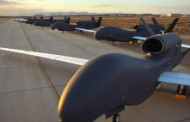 Northrop's Global Hawk UAS on Display at Australian Air Show; Ian Irving Comments