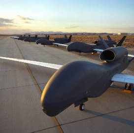 Northrop's Global Hawk Evaluated in NATO ISR Trials; Jim Edge Comments - top government contractors - best government contracting event