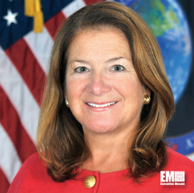 NGA Chief Letitia Long: US Set to Move on High-Res Satellite Imagery Sale Rules - top government contractors - best government contracting event