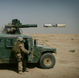 Phil Alvarez: Raytheon Expects to Complete Development Work on Digital TOW Launcher in 2018 - top government contractors - best government contracting event