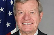Ambassador Max Baucus Visits Pratt & Whitney's Shanghai Engine Center; Roger Retana Comments