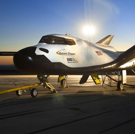 Triumph Group to Build Landing Gear System for Sierra Nevada's Cargo Space Plane - top government contractors - best government contracting event