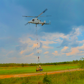 Lockheed, Kaman, US Army Demo Autonomuous Operation; Scott Greene Comments - top government contractors - best government contracting event