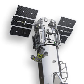 DigitalGlobe Taps MacDonald, Dettwiler and Associates for Satellite Ground Station Subcontracts; Norman Hannaford Comments - top government contractors - best government contracting event