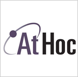 David Brown: AtHoc Deploys Emergency Alert System in Army Bases - top government contractors - best government contracting event
