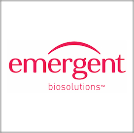 NIH Allergy Institute Taps Emergent BioSolutions for Anthrax Vaccine Dry Formulation; Adam Havey Comments - top government contractors - best government contracting event