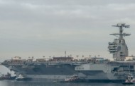 Huntington Ingalls Hands Over USS Gerald R. Ford Aircraft Carrier to Navy