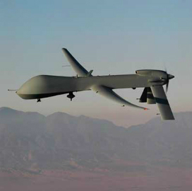 RnR Market Research Forecasts 6% CAGR for Defense Drone Industry Through 2020 - top government contractors - best government contracting event