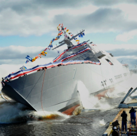 Lockheed Team-Built LCS 7 Completes Ship Qualification Tests - top government contractors - best government contracting event