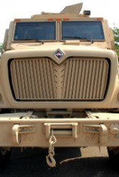 Navistar Gets Army Contract for Mine-Resistant Vehicle Technical Services - top government contractors - best government contracting event