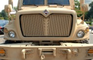 Navistar Gets Army Contract for Mine-Resistant Vehicle Technical Services