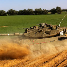 DRS-Rafael Team to Chase Army Chase Tank Protection Program; Mike O'Leary Comments - top government contractors - best government contracting event