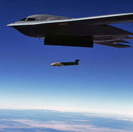 USAF Seeks Vendors for Joint Air-to-Surface Standoff Missile and Sustainment Services - top government contractors - best government contracting event