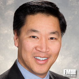 Jeff Yu Receives Executive Mosaic's Top CTO Executives Award - top government contractors - best government contracting event